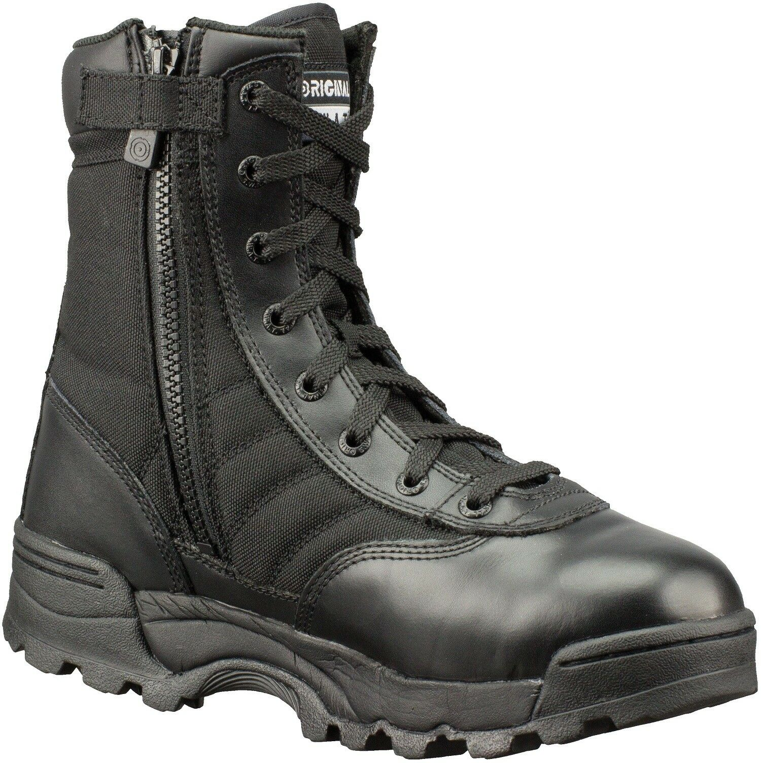 Original Swat Women's  Classic 9  Tactical Police Military Boots Side Zip 1152  big discount prices