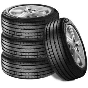4 Pirelli Cinturato P7 All Season Plus Traction Touring 215 55R17 A/S 94H Tires