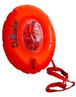 Chillswim Tow Donut - Safer Open Water Swimming High Viz Keysafe