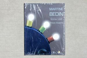 Martine-BEDIN-Rare-Design-Book-Modern-Ettore-Sottsass-Memphis-Design-1980s-MINT