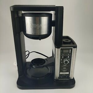 Ninja CM401 Specialty Fold-Away Frother Coffee Maker base station