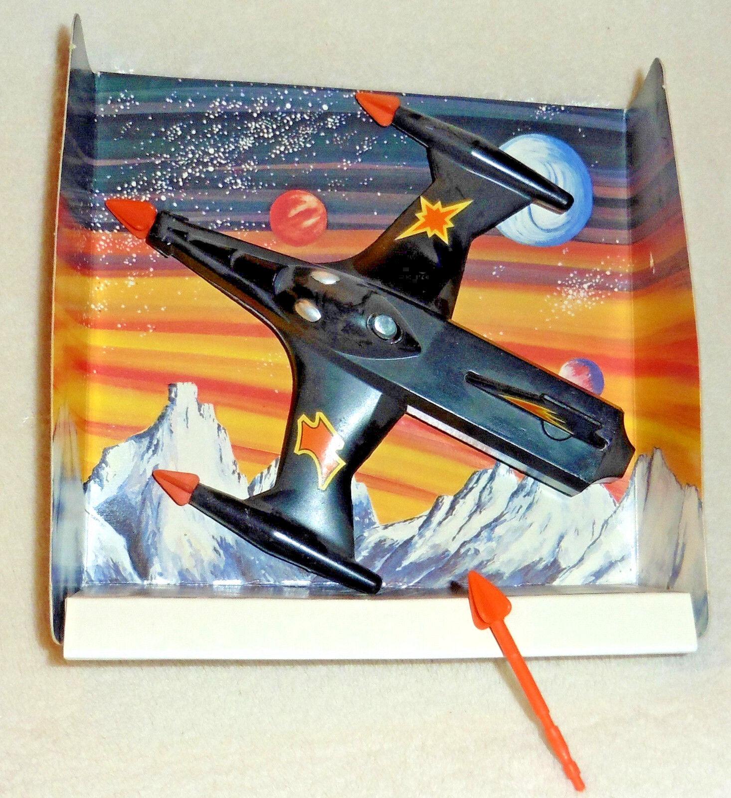 ABSOLUTE RARITÄT  Dinky Toys 362  Trident Starfighter, OVP (mb)
