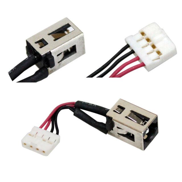 DC POWER JACK HARNESS PLUG Câble Pour Toshiba CHROMEBOOK CB30-A3120 CB35-A3120