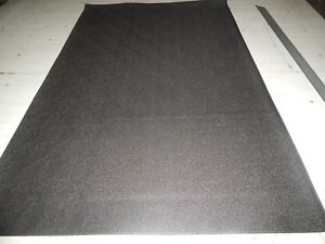 Rubber Garage Mats >> Details About Garage Floor Mat Protector Rubber Oil Resistant Front Apache Mills 4 X 6 X1 8