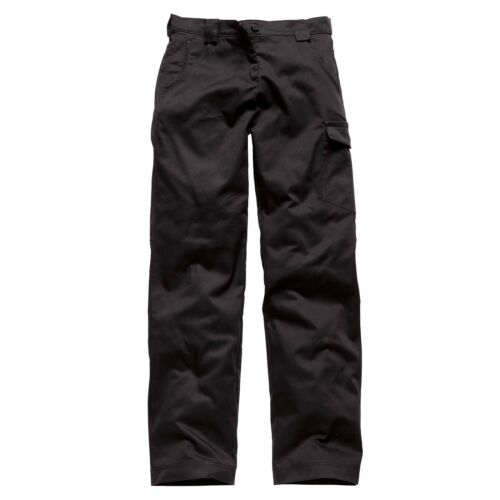 Dickies Ladies Redhawk Work Cargo Combat Trousers Workwear Size 10-20 New