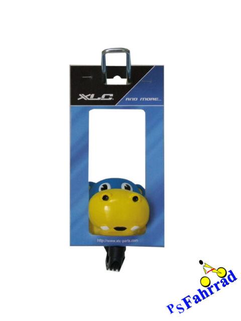 XLC Kinderhupe Hippo Lenkerbefestigung Hupe