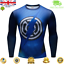 Mens-Marvel-Compression-Armour-Base-Layer-Gym-Top-Superhero-Cycling-T-shirt-fit thumbnail 98