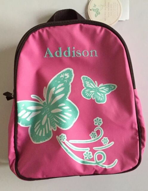 Pottery Barn Kids My First Backpack Mini Addison