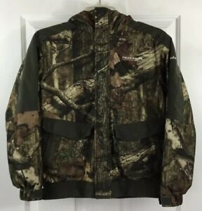 5457bbb7f8a85 Image is loading Field-amp-Stream-Camo-Jacket-Hydroproof-Ultra-Realtree-