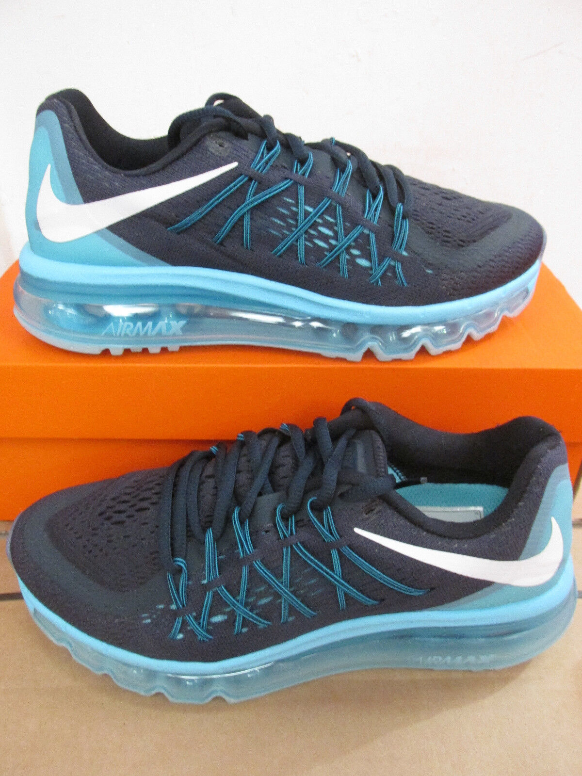 Nike air max 2015 womens running trainers 698903 404 sneakers shoes CLEARANCE