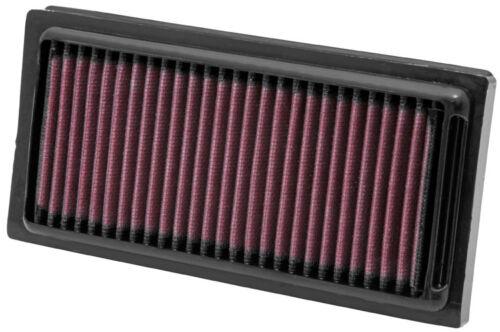 K/&N HD-1208 Replacement Air Filter