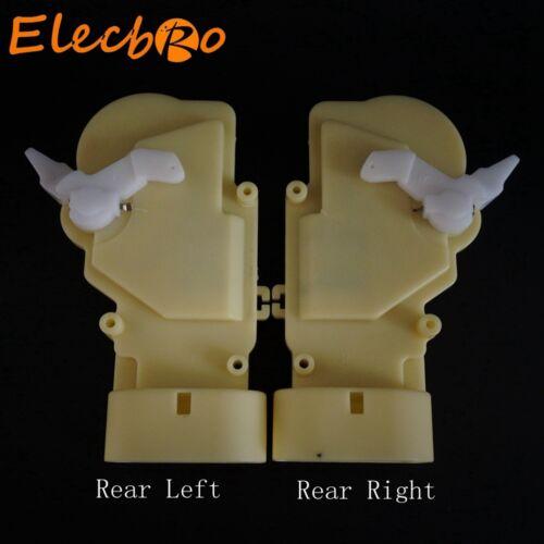 Rear Right//Left Door Lock Actuator for 1999-2003 Lexus RX300 4pins 69130-30110