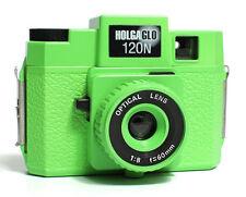 Holgaglo Neon Green 120 N Glow in Dark  Camera NEW Holga 304-120 FREE SHIPPING