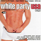 White Party USA: Vol.3 by Various Artists (CD, May-2006, 2 Discs, Megahit Records)
