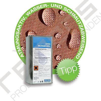 25 Liter Siloxan 290L  Fassadenhydrophobierung, + 1 Geschenk gratis !!!!!