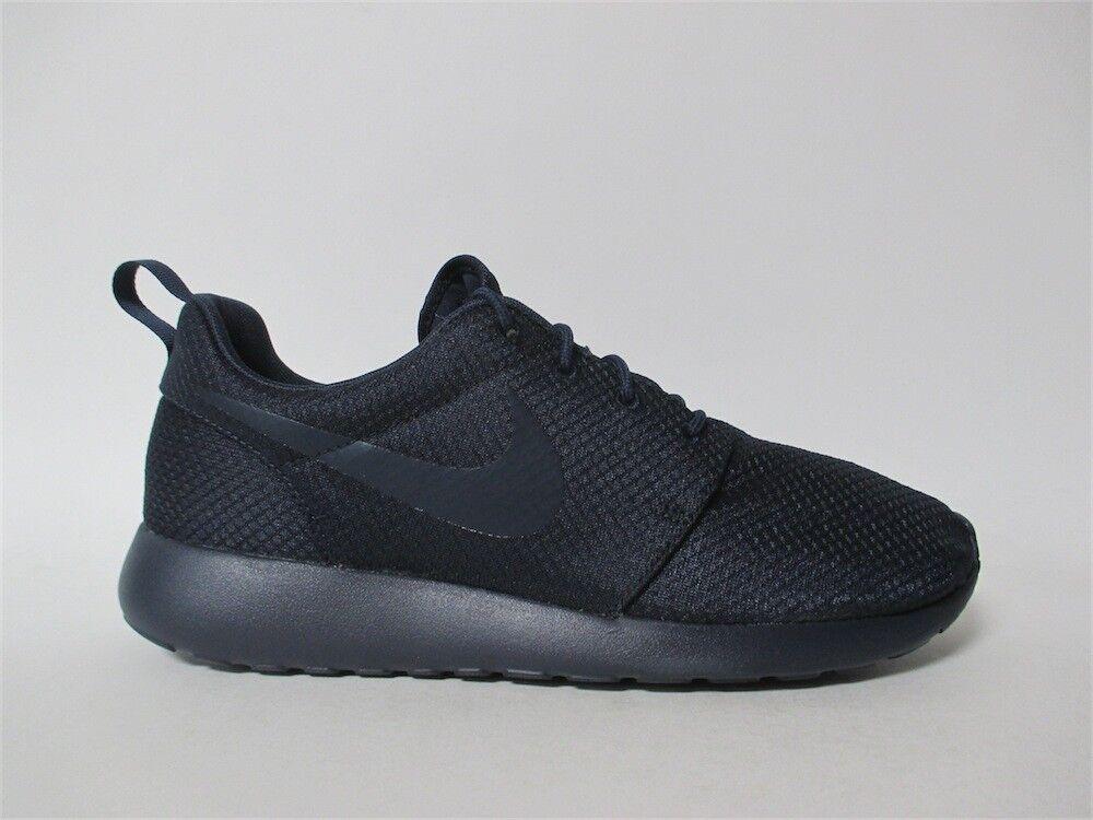 Nike Roshe One Triple Obsidian Sz 9 511811-418