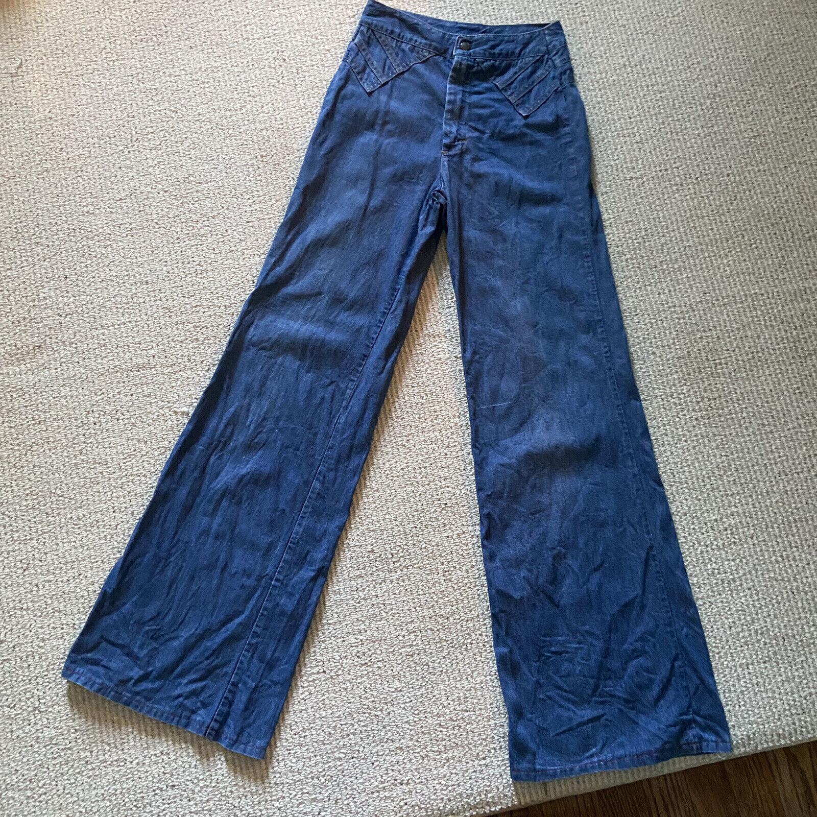 landlubber jeans 70's Vintage Women's 23/24 Perfe… - image 1