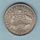 Australia. 1914 Florin.. Much Lustre - aEF