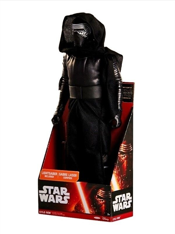 Jakks Pacific Star Wars The Force Awakens Kylo Ren 18 inch 45 cm Figure NEW