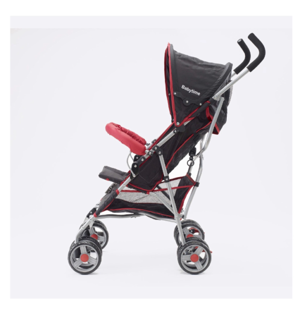 Portable Baby Jogger Stroller Foldable Kids Toddler Child Jogging Walk Push Cart
