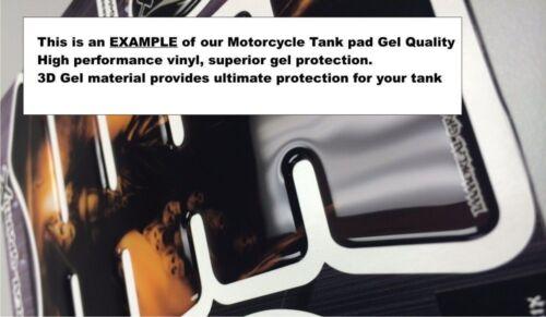 Hyosung GT650 GT650R GT250 R Blue Dragon Motorcycle Tank Pad Tankpad Sticker