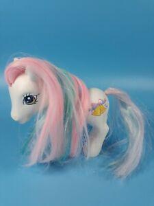 My Little Pony MLP G3 Lulabelle II Crystal Princess Wedding Bells White