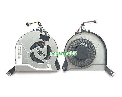 New HP Envy 15-K 15-K020US Laptop CPU Cooling Fan 773384-001 773382-001