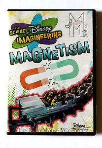 The-Science-of-Imagineering-MAGNETISM-Disney-Science-Engineering-Educational-DVD