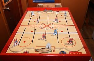 TABLE-GAME-National-Hockey-Electric-Game-Munro-model-H7E