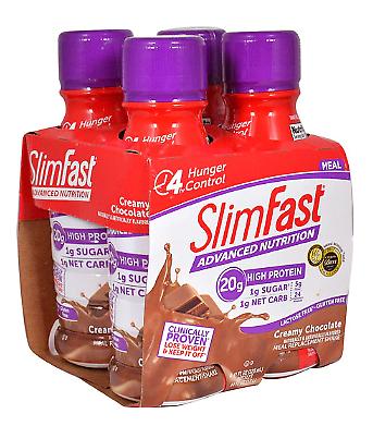 High Protein RTD Shake Creamy Chocolate