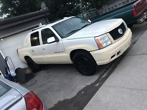 Selling caddy ext pikup