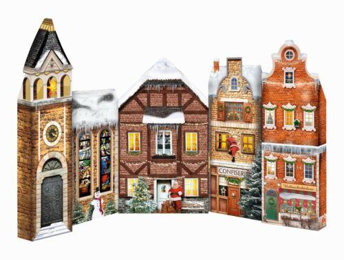 """Pralinen-Adventskalender /""""Historischer Weihnachtsmarkt/"""""""