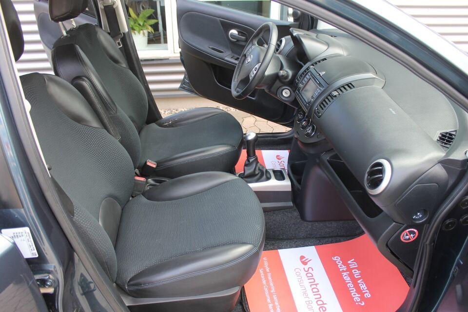 Nissan Note 1,4 Acenta Benzin modelår 2011 km 123000