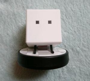 Nintendo-amiibo-BOX-BOY-034-Hako-Boy-Qbby-034-Nintendo-Wii-U-Used-3DS-Rare-F-S-Exc