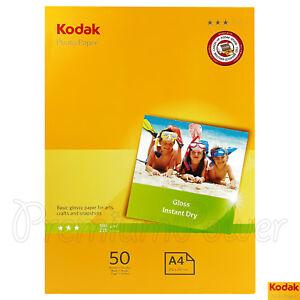 50-sheets-x-KODAK-A4-Photo-Paper-Glossy-210-x-297mm-180gsm-for-inkjet-printers