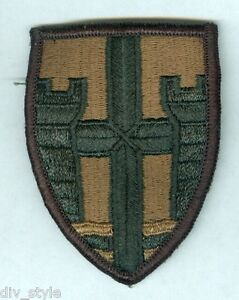 Puerto-Rico-Army-National-Guard-subdued-color-Patch-Military-Surplus-mint-cond