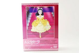 Nuevo-Little-Princess-princesa-sera-DVD-Japon-Caja-Memorial-exportacion