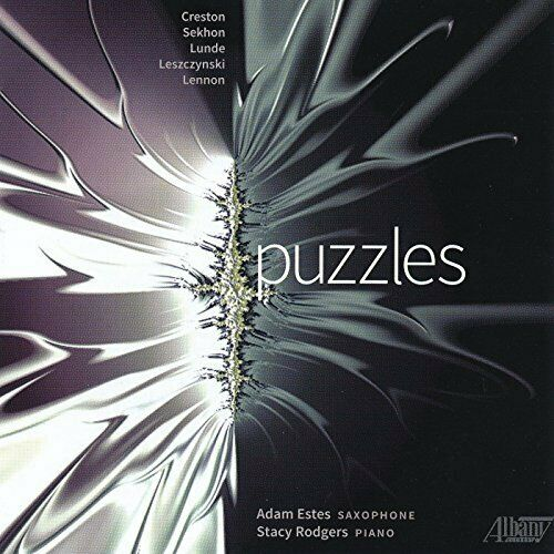 CRESTON / LUNDEE / RODGERS-PUZZLES (US IMPORT) CD NEW