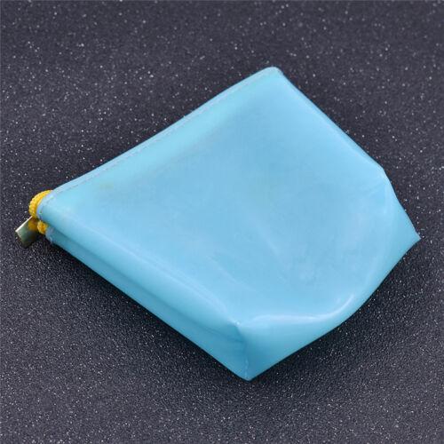 Women Cute Silicone Transparent Zero Wallet Coin Bag Handbag Chic Gift Fashion