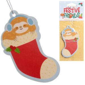 La Pereza Festivo Navidad Ambientador Coche Regalo Santa Secreto Navidad Stocking Relleno  </span>