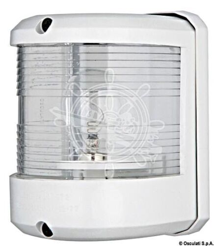 Osculati Utility 78 White Body 225 Degrees Masthead White Navigation Light 12V