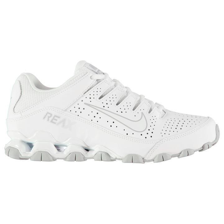 NIB Men's Authentic Nike Reax TR 8 Mesh Running  shoes 616272 101 Torch