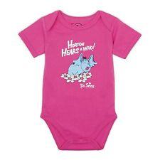 Bumkins Baby Girls' Dr. Seuss by Bumkins Short Sleeve Bodysuit 9 months