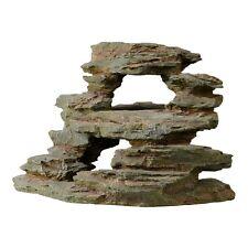 Hobby Sarek Rock 4 - Aquarium Deko Dekoration Imitat Terrariendekoration Felsen