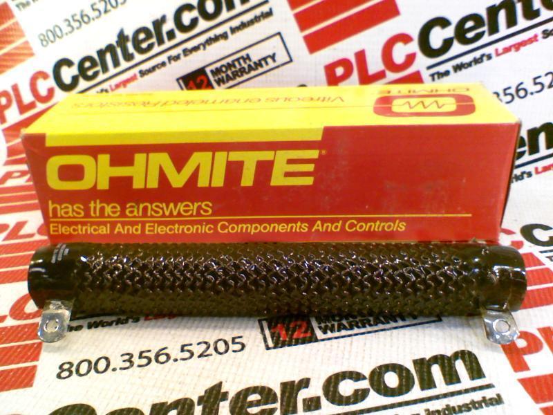 OHMITE C300K10R   C300K10R (NEW IN BOX)