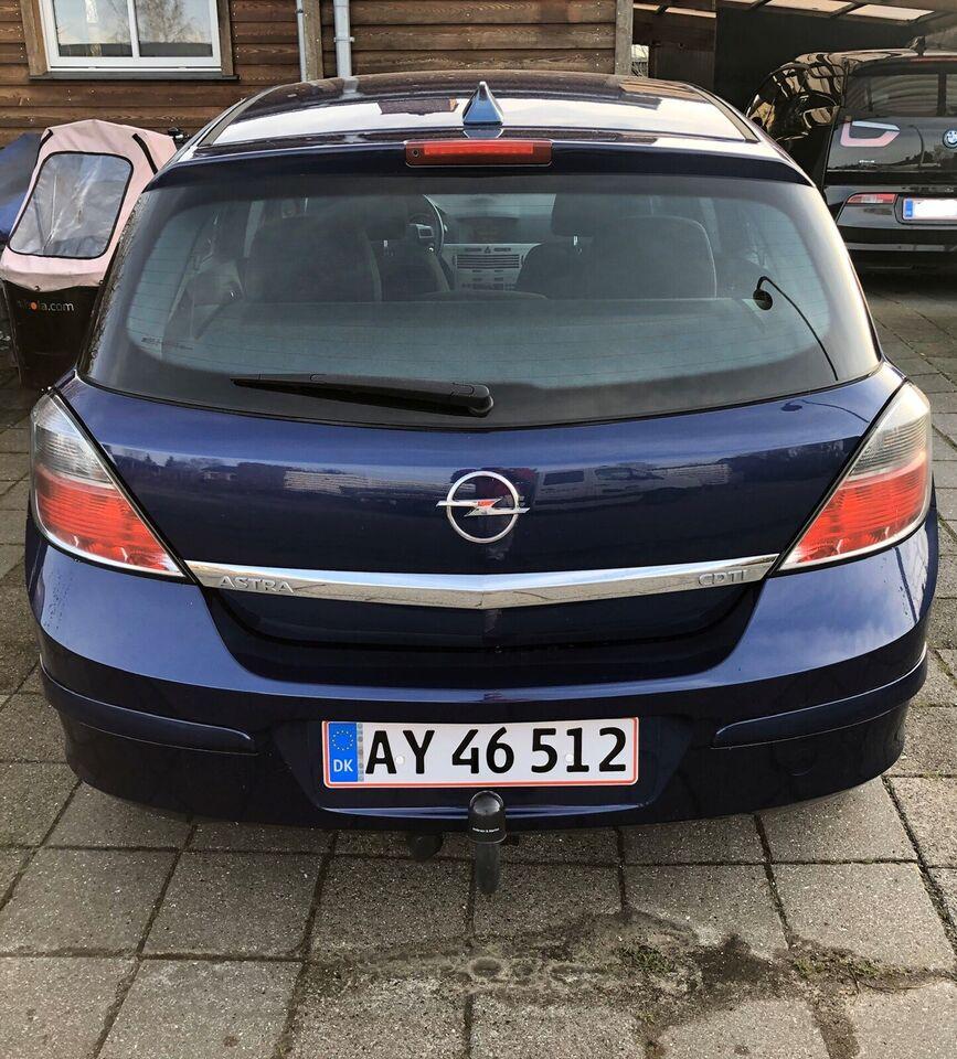 Opel Astra, 1,3 CDTi 90 Enjoy, Diesel