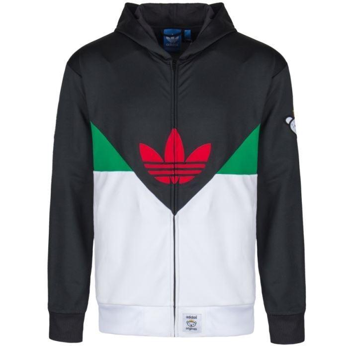 Adidas ORIGINALS X NIGO COLORADO FZ HOODIE RETRO DESIGNER M L XL XXL WARM MEN'S