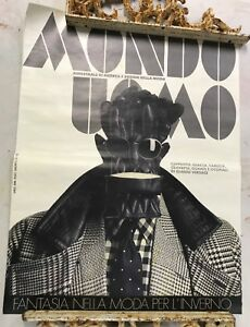 Vintage-Mondo-Uomo-Fashion-Poster