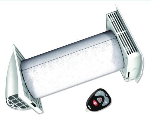 Marley MEnV180 Fresh Air Heat Recovery Unità Single Room Domestici Ventilation