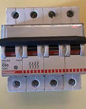 BTICINO F83H//10 interruttore automatico MAGNETOTERMICO 3P curva C 10 ampere